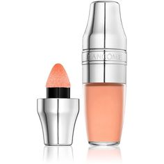 Lancôme Juicy Shaker Lip Gloss ($23) ❤ liked on Polyvore featuring beauty products, makeup, lip makeup, lip gloss, shiny lip gloss, lip gloss makeup, lip shine, lancome lip gloss and lancôme