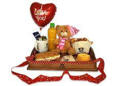Sorprende a tu pareja con los Desayunos de Amor que te ofrece Don Regalo en este Día de los enamorados.