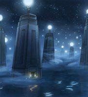 the lighthouses, bioshock infinite
