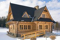 Case din busteni / Log houses