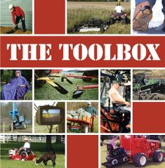 Assistive Technology Database for Agricultural Tools and Equipment