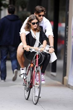 olivia palermo and her beau
