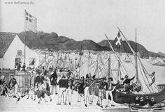 Piraeus, Customs office Ludwig Koellnberger c. 1837