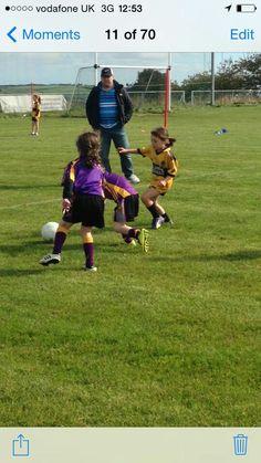 Naomh Eanna/Carryduff Soccer, In This Moment, Sports, Football, Hs Sports, Futbol, European Football, Sport, Soccer Ball