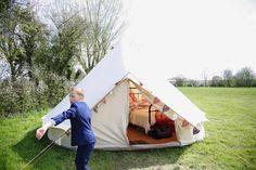 honeymoon tent at fab tipi wedding in essex village Hempstead