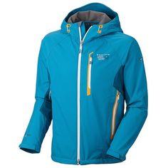 Mountain Hardwear Embolden Soft Shell Jacket (For Men) Mountain Hardwear,  Shells, Jackets ca9b9aa7e4d