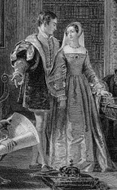 21 May 1553 - The Marriage of Jane Grey and Guildford Dudley.