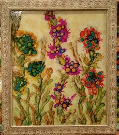 Love painting in this medium
