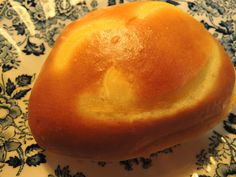 Korean Butter Cream Bread With Smile Face (Photo By Kyo)