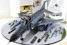 1/48 Hasegawa F-4EJ Kai - 8SQ by naioh2 – Saran S