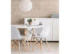 56 Ideas Kitchen Table And Chairs Modern Eames