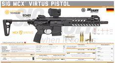 Tactical Rifles, Firearms, Armas Sig Sauer, Sig Mcx, Gun Art, Sci Fi Weapons, Custom Guns, Weapon Concept Art, Assault Rifle