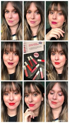 Maybelline Superstay Matte Ink City Edition review/swatches Maybelline Superstay, Maybelline Matte Ink, Matte Lips, Beauty Bay Promo Code, Lipstick Swatches, Lipsticks, Beauty Formulas, Pin Up Looks, Kylie Cosmetic