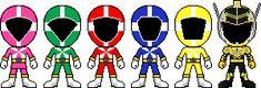 Super Sentai Lightspeed Rescue Rangers