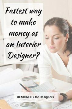 What's the FASTEST way to make money as an Interior Designer? Fastest Way To Make Money As An Interior Designer Interior Design Courses Online, Interior Design Career, Best Home Interior Design, Interior Design Software, Luxury Homes Interior, Best Interior Design, Interior Design Living Room, Design Bedroom, Bedroom Decor