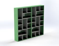 Multi-Section Shelving Unit, available in a range of sizes and colours Office Furniture, Bespoke, Shelving, Range, The Unit, Colours, Home Decor, Taylormade, Shelves