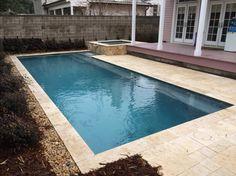 Rectangular Pools with Decks - Bing images