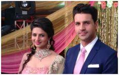 divyanka tripathi engagement wedding Mehndi Pictures
