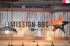 Baltimore Maryland Barbecue Restaurant Review: Mission BBQ