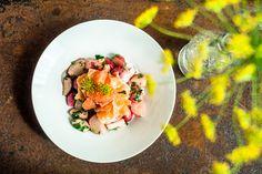 Gebeizter Lachs mit Grapefruit Rezept | Kitchen Guerilla
