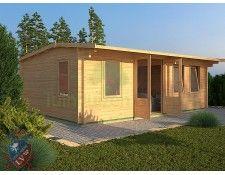 Blokhut Kapelle x Bungalows, Garages, Shed, Outdoor Structures, Bungalow, Garage, Car Garage, Barns, Ranch Homes