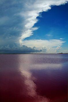 Las Coloradas, Yucatan, Mexico