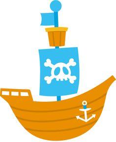 Pirate Birthday, Pirate Theme, Pirate Party, Pirate Quilt, Pirate Clip Art, Ship Silhouette, Barbie Em Paris, Pirate Crafts, Boy Pictures
