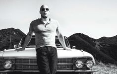 Vin Diesel, star of Fast and Furious 6 and our new June issue.