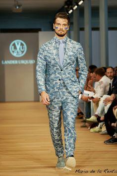 #Men's wear  Lander Urquijo Spring Summer 2014   #Moda Hombre