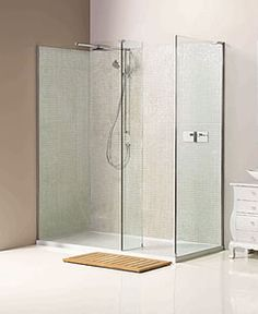 Shower Enclosures from Opulenza by Tubs and Loos Shower Enclosure, Divider, Bathtub, Bathroom, Furniture, Home Decor, Standing Bath, Washroom, Decoration Home