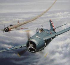 Grumman F4F Wildcat (US Navy)