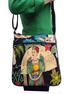 Foldaway Tote - Frida K Lives F T by VIDA VIDA A9xGSTwD
