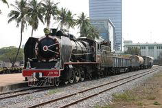 Latest info from the Phnom Penh Central Railway Station. Khmer Empire, Phnom Penh, Steam Locomotive, Southeast Asia, North West, Cambodia, Laos, Vietnam, Thailand