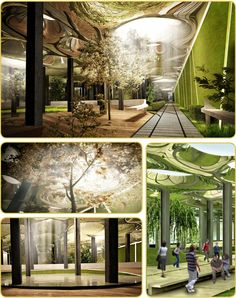 1000 images about underground spaces on pinterest parks new york city and park in - The subterranean house fighting small spaces ...