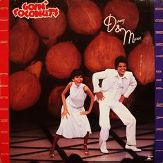 Donny & Marie Goin' Coconuts | childhood memories | Pinterest