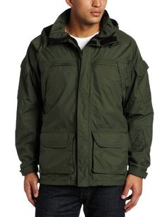 Amazon.com: Woolrich Men's Elite Waterproof Breathable Tactical Parka Jacket: Clothing