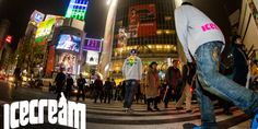ICECREAM Fall 2013 Tokyo Lookbook & Behind the Tee Video