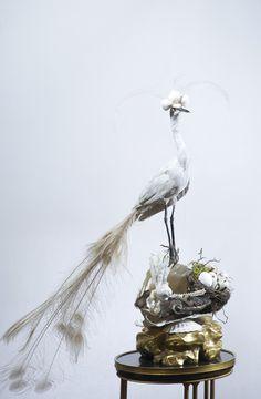 Artist Valerie von Sobel… Egrete Bride