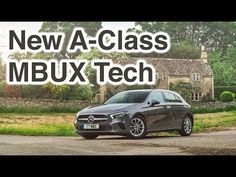 Mercedes invited me to the Cotswolds to drive their latest A-Class and try out its new high-tech MBUX system. This is an important launch for the brand, particularly in the UK. So how does it drive…