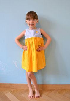 Summer day dress #tamagocraft #handmade #fattoamano