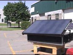 """▶ SolarFlex Food Dryer - """"Small Farm"""" Model - YouTube"""