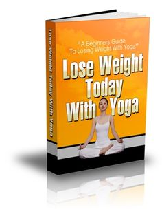 Lose Weight Today With Yoga, $2.99 #weightloss