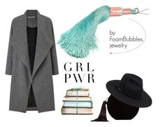 """""""Girl power- statement necklace"""" by foam-bubbles on Polyvore featuring Miss Selfridge and MANGO"""