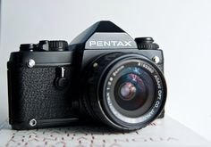 PENTAX LX the best camera in years.