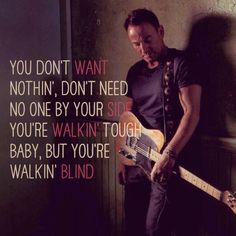 The Ties That Bind - Bruce Springsteen