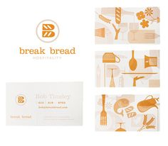 Break Bread designed by Nathan Hinz