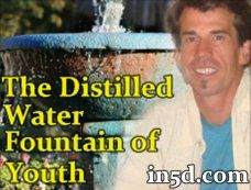 According to Andrew Norton Webber, the benefits of drinking 1 gallon of distilled water per day include 'fountain of youth' type of effects, including 'gray hair turning back to its original color, eyeglasses being thrown away, wrinkles popping out, arthritis dissolving, depression going away, schizophrenia, anxiety, going from an ashen and gray color to actually having a literal golden glow that other people can see... this is exactly what distilled water does to people and there's no lie…