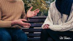 I'm divorced. Should I correct my ex-wife?