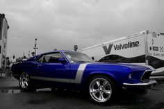 1969 Ford Boss Mustang