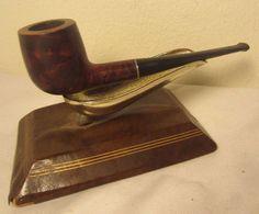 Dr. Grabow Standard Ajustomatic Billiard Estate Briar Tobacco Smoking Pipe